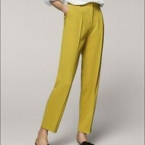 Massimo Dutti New high rise trousers Pants